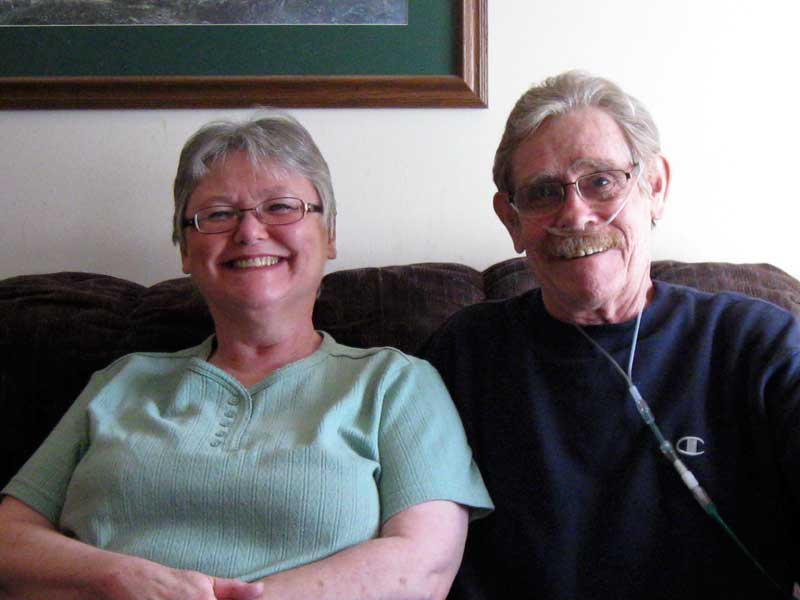 2011 Home Makeover Sweepstakes Winners - Rodger & Vicky Greear – Marion, IA