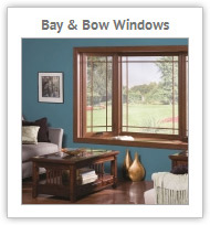 Bay Windows and Bow Windows - Hometown Restyling - Cedar Rapids, IA