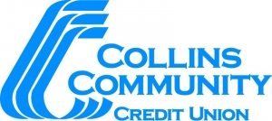 Collins Community Credit Union blue