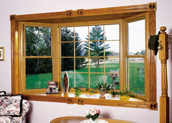 Home town restyling bay window and bow window gallery for Bay window interior
