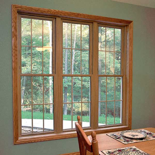 Triple Double Hung Windows Home Town Restyling