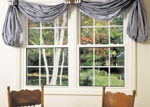 Twin Double Hung Windows Interior - Hometown Restyling - Cedar Rapids, IA