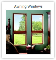 Awning Windows - Hometown Restyling - Cedar Rapids, IA