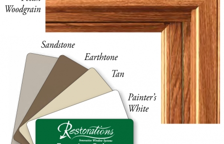 Casement-Trim-Brazilian-Pecan-Woodgrain-Cedar-Rapids-Iowa-City