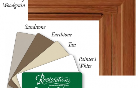 Casement-Trim-Colonial-Cherry-Woodgrain-Cedar-Rapids-Iowa-City