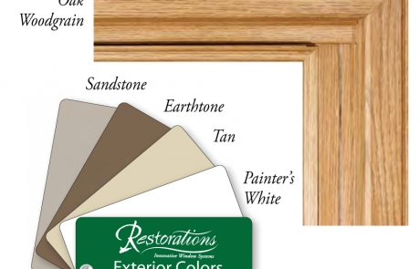 Casement-Trim-Golden-Oak-Woodgrain-Cedar-Rapids-Iowa-City
