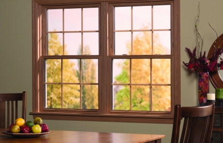 Wood Double Hung Windows - Hometown Restyling - Cedar Rapids, IA