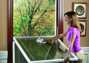 Easy to Clean Double Hung Windows - Hometown Restyling - Cedar Rapids, IA