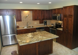 Cabinet Refacing Project 7 After