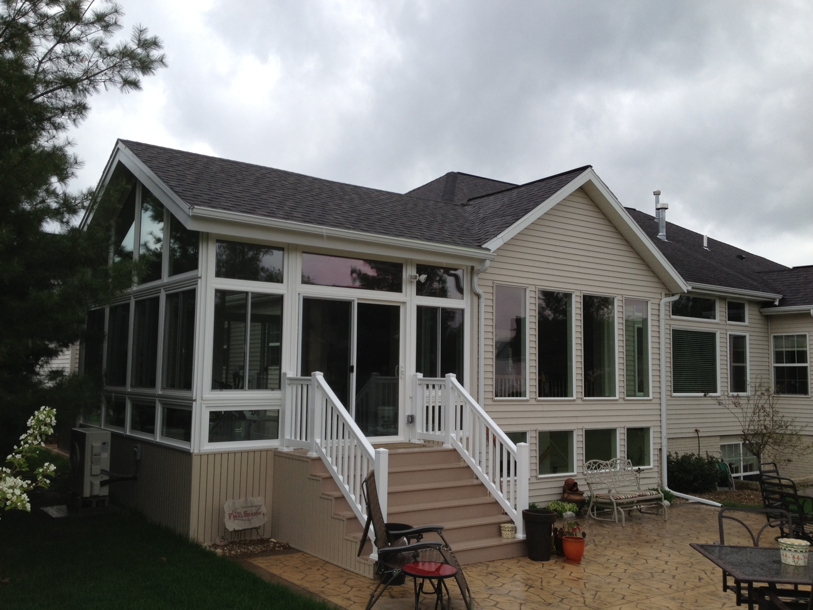 Cedar Rapids Sunroom Contractor