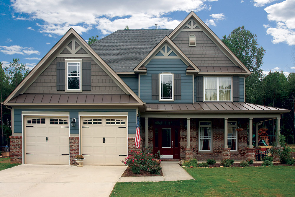 Cement Board Siding : Home town restyling exterior siding gallery cedar rapids ia