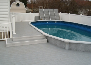 Maintenance free decks Cedar Rapids Iowa City