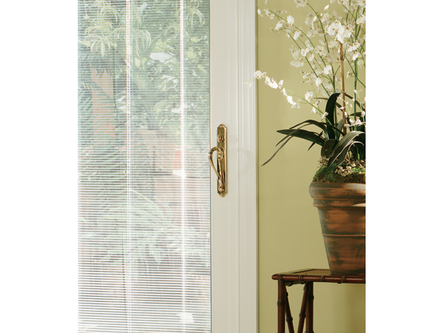 Home Town Restyling Sliding Glass Door Handle And Blinds Home Town