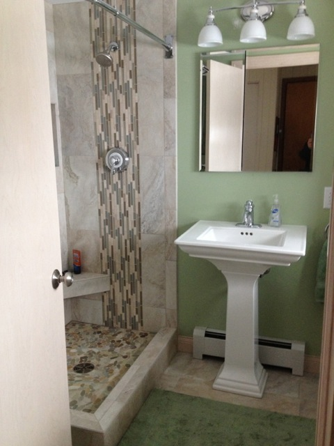 Bathroom Remodel Project 5 Home Town Restyling