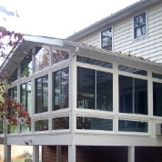 Benefits Of Converting Screen Room Into 3 Or 4 Season Sunroom
