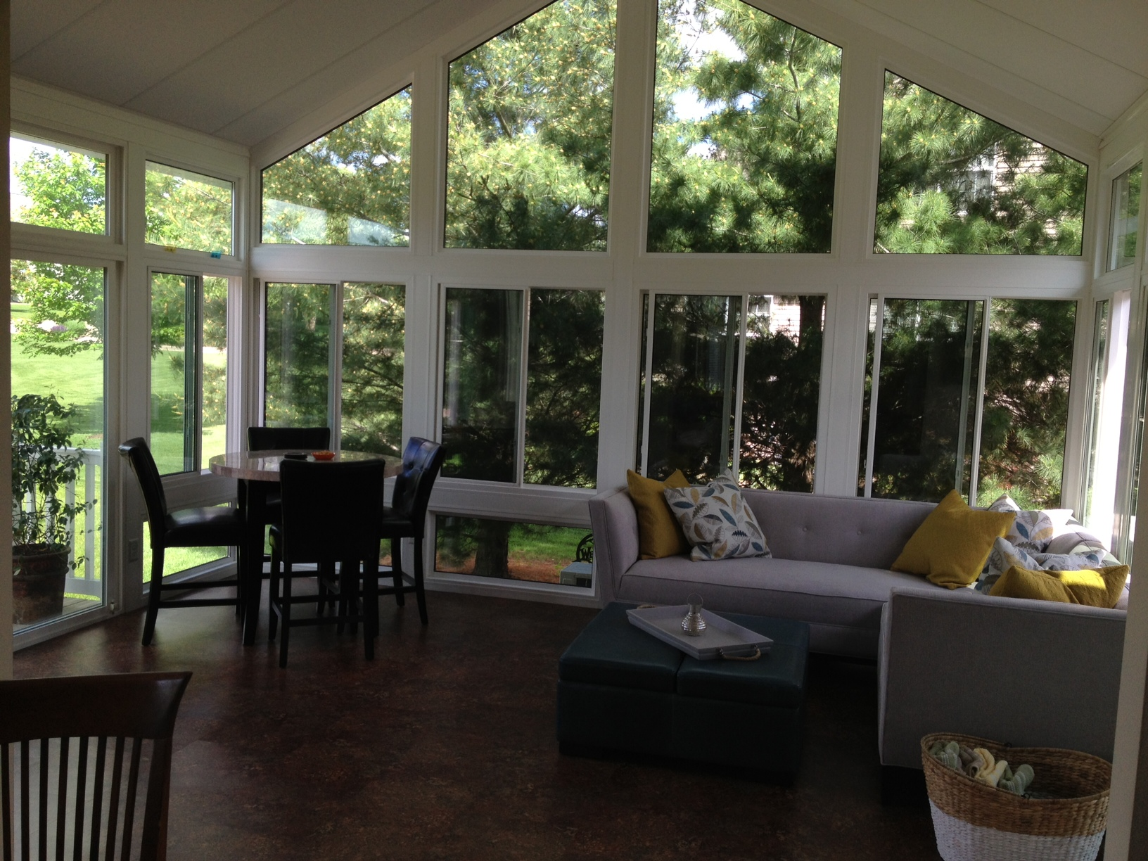 Sunroom Remodel - Home Improvement Contractor - Cedar Rapids, IA