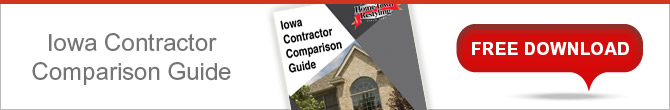 Iowa Contractor Comparison Guide