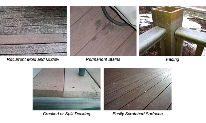 Best composite decking best composite decking resistant for Best decking material to use