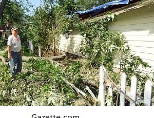 Storm Damage To Your Home? Important Siding Tips
