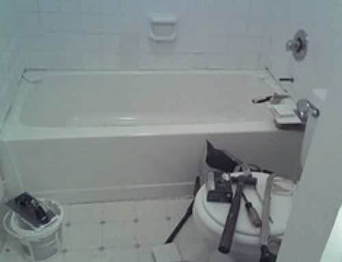 Bathtub Replacement: Scary Things That Lurk Under Your Tub