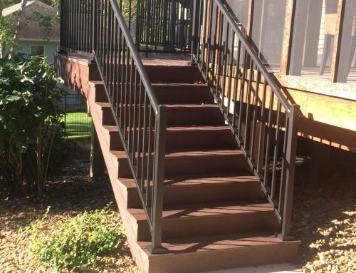 Wags Maintenance Free Deck Stairs