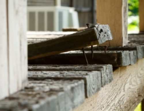 Inspect Your Deck: May Is National Deck Safety Month