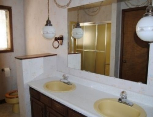 Reclaiming Your 1970s Bathroom