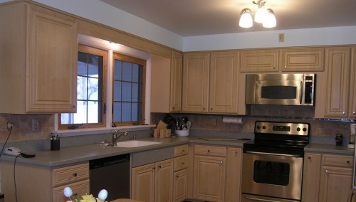 Reface or Replace Cabinets? - Home Town Restyling