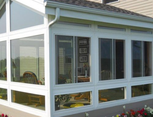 Home Town Restyling & 11 X 14 Studio Sunroom Addition in Cedar Rapids IA - Home Town ...