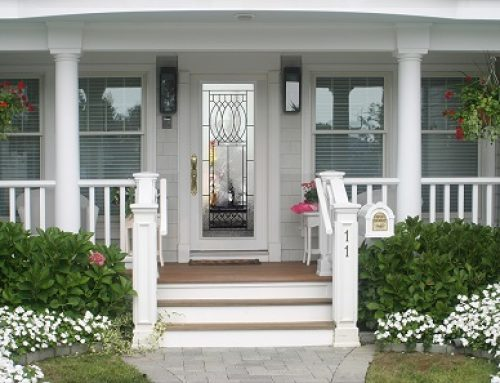 Entrance Doors: Fiberglass or Steel