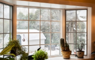 Casement Windows Bay Window