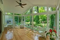 Iowa Three and Four Season Sunrooms | Interior View 1 | Home Town Restyling