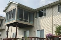 Iowa Sunroom Conversion | Enclosed Screen Room 1 | Home Town Restyling