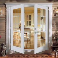 Iowa French Doors | Open French Doors | Home Town Restyling