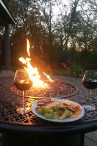 Iowa Outdoor and Backyard Living Spaces | Fire Pit | Home Town Restyling