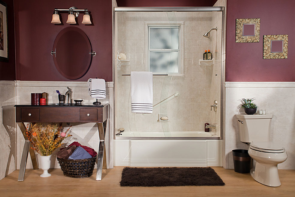Replacement Tub-Shower Units 2 |Eastern Iowa | Home Town Restyling