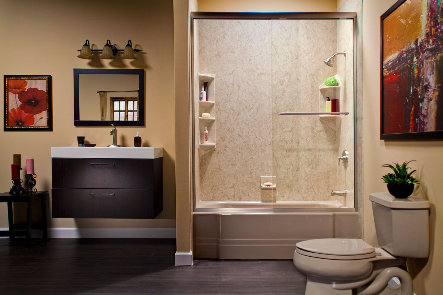 Replacement Tub and Shower Units | Eastern Iowa | Home Town Restyling