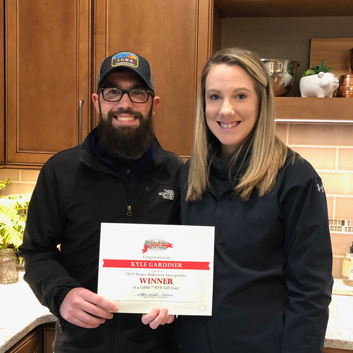 Past Home Makeover Sweepstakes Winners