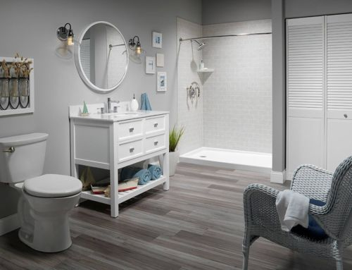 Reasons to Replace Your Tub With a Walk-in Shower