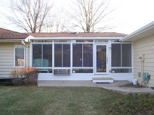 Cedar Rapids Sunroom