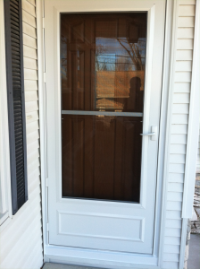 Pella Storm Door by Home Town Restyling